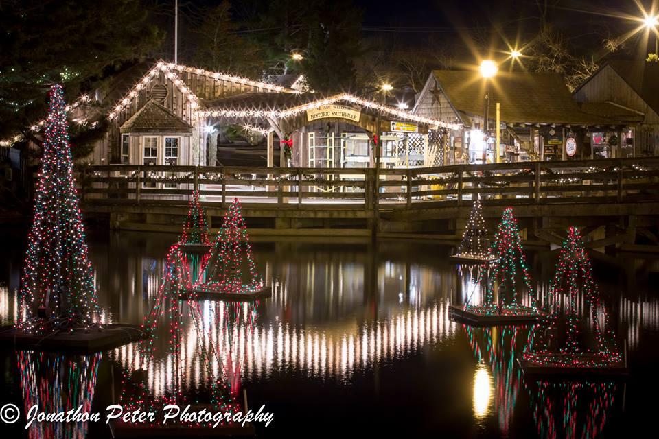 NJ Heartland\'s Holiday Attractions Light Up the Night | NJ Heartland
