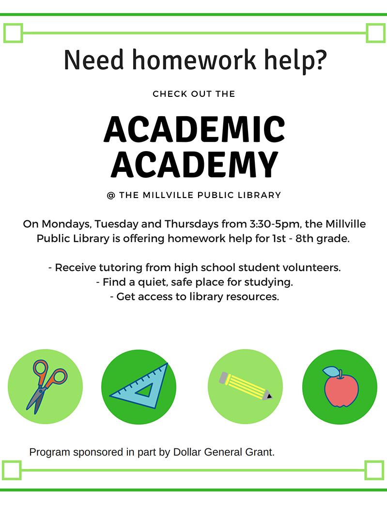 Homework help nj
