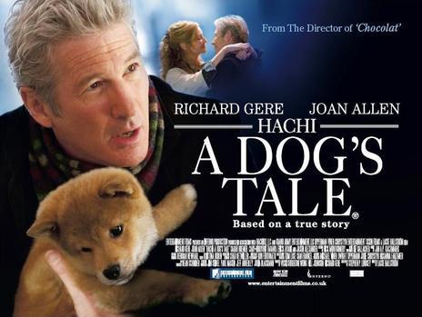 """nuestro top 12 de las mejores películas de perros """"Hachi: A Dog's Tale NJ Heartland"""